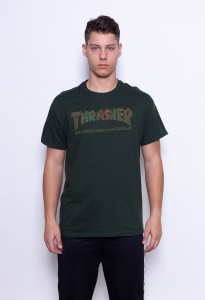 Thrasher T-shirt Davis Forest